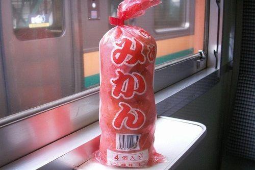 昔、国鉄で食べる冷凍みかんは美味しかったなあ