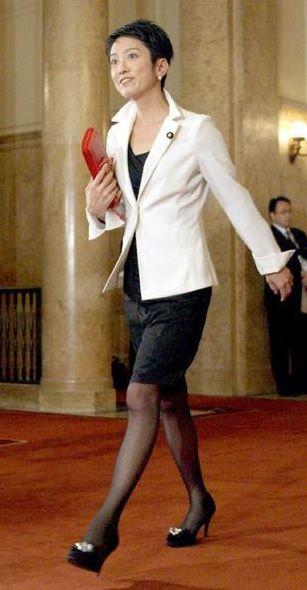 蓮舫氏「総理大臣になってやってもいい」