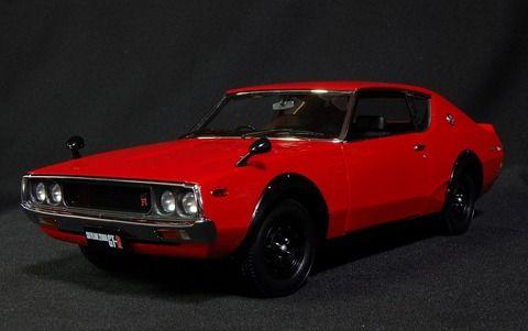 赤のケンメリGT-Rが9800万円