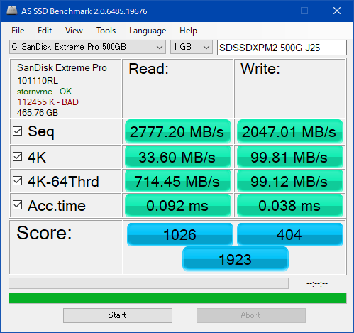 AS SSD Benchmark_SDSSDXPM2-500G-J25_001