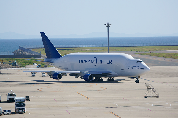 DREAM LIFTER@CENTRAIR