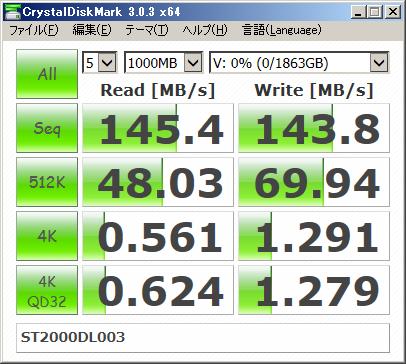 ST2000DL003,2TB,5900RPM,64MB,SATA3,MBRディスク