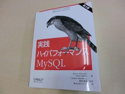 実践 ハイパフォーマンス MySQL(第3版)