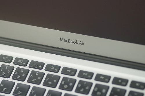 MBA(MacBookAir,13型,2011 Mid)