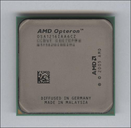 Opteron1216(2.4GHz)