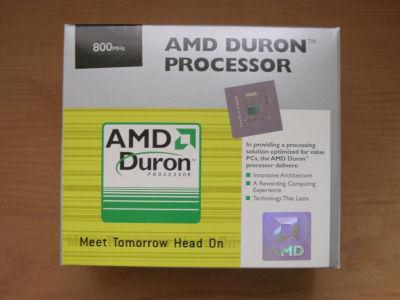 AMD Duron 800MHz