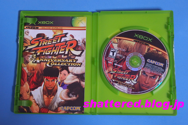 STREET FIGHTER ANNIVERSARY COLLECTION