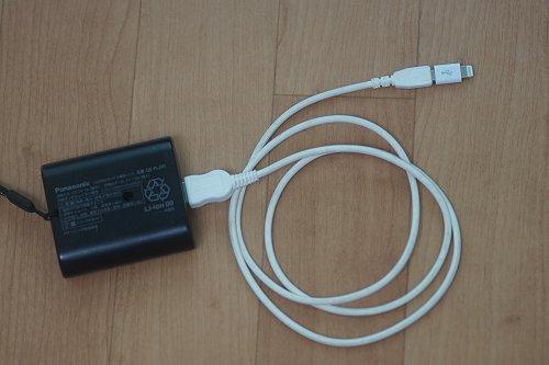 モバイルバッテリー(QE-PL201)