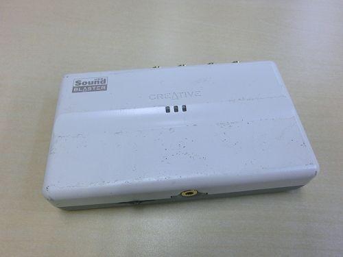 USB Sound Blaster Digital Music LX SB0271(クリエイティブ)