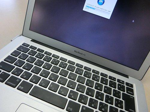 Macbook Air(13インチ)
