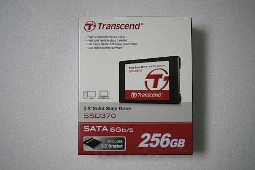 TS256GSSD370(256GB,トランセンド)