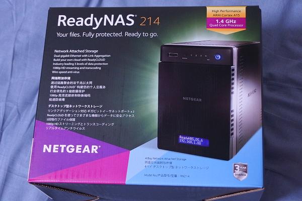 ReadyNAS 214(RN214)