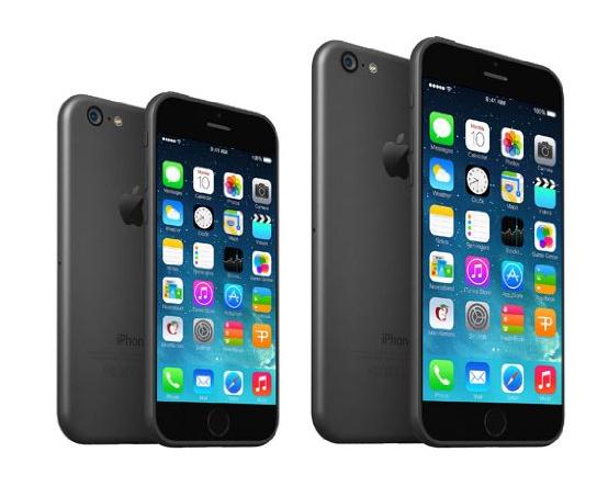 iPhone 6 が発売中?