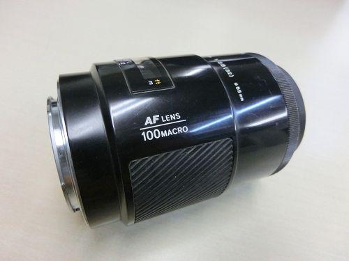 MINOLTA AF 100mm F2.8 Macro