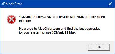 3DMark2000_Error