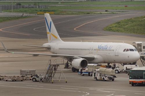 バニラエア(Vanilla Air)@成田国際空港