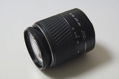 AF DT 18-70mm F3.5-5.6(コニカミノルタ)