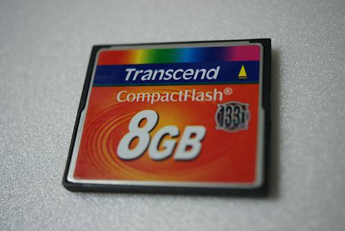 TS*GCF133シリーズ 8GB (TS8GCF133)