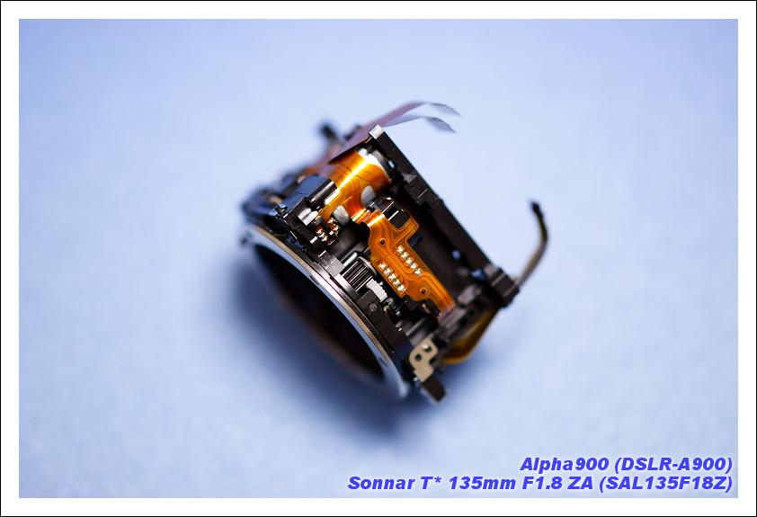 α57(SLT-A57) ミラーボックス部分
