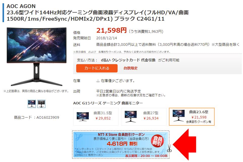 16980円_C24G1_11_NTT-X