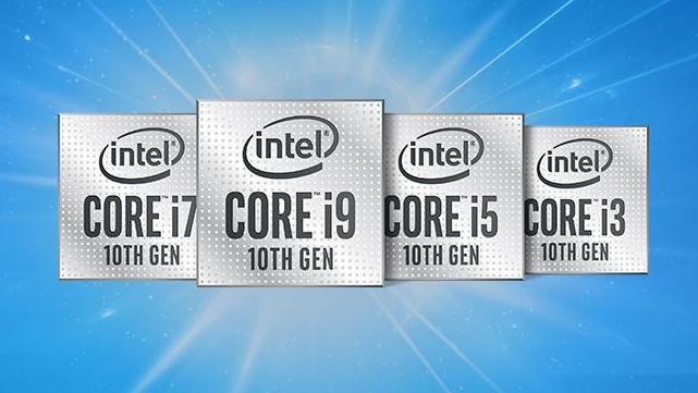 Intel第10世代