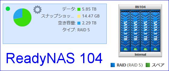 ReadyNAS 104_2020年7月2日