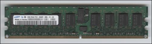 APOGZZ 2GB PC2-6400