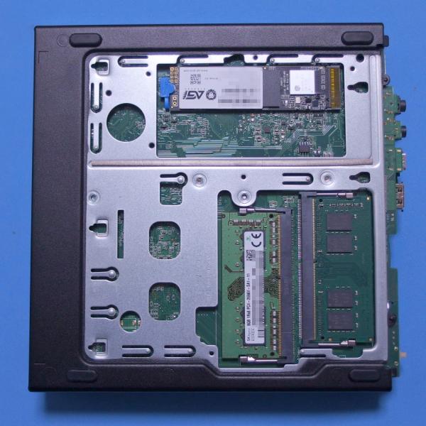 M.2とRAM_Lenovo