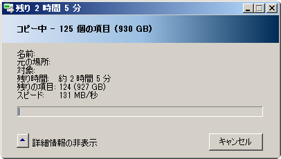 131MB/s