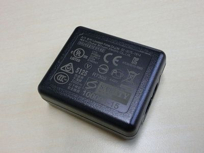 USB-ACアダプター(AD-C53U)