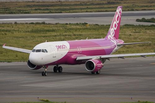ピーチ・アビエーション(Peach Aviation)