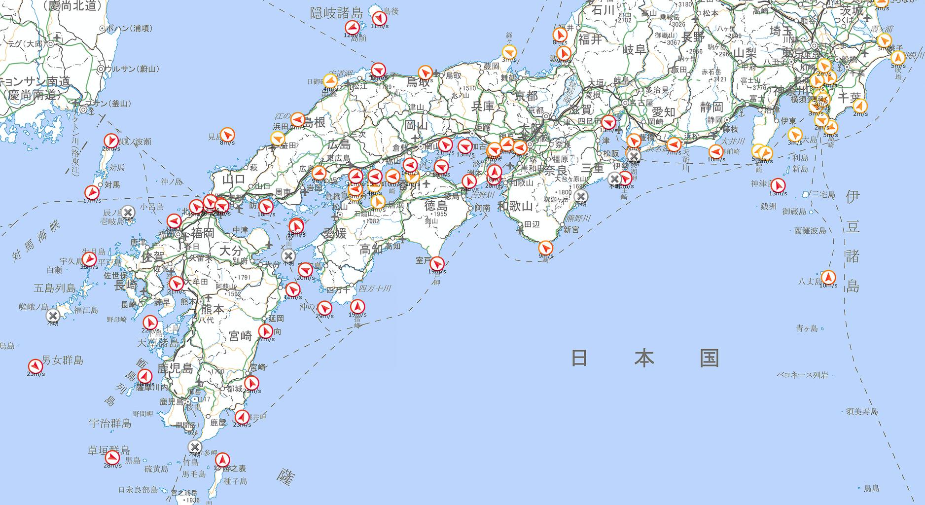 台風10号_2020年9月7日_003