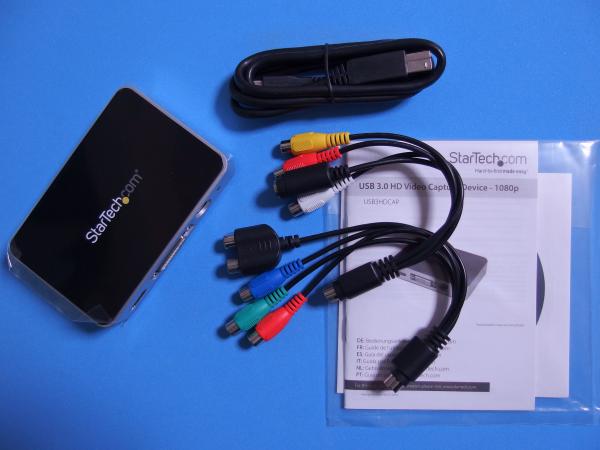 内容物_USB3HDCAP