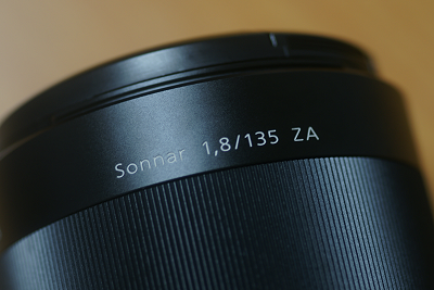 ソニー Sonnar T* 135mm F1.8