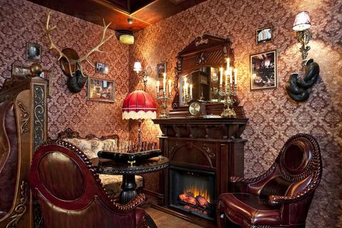 Krasnodar Pub Sherlock Holmes 03