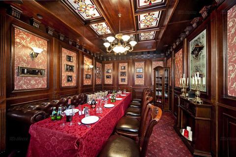 Krasnodar Pub Sherlock Holmes 02