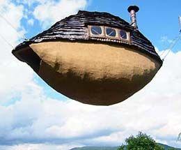 茶室「空飛ぶ泥舟」