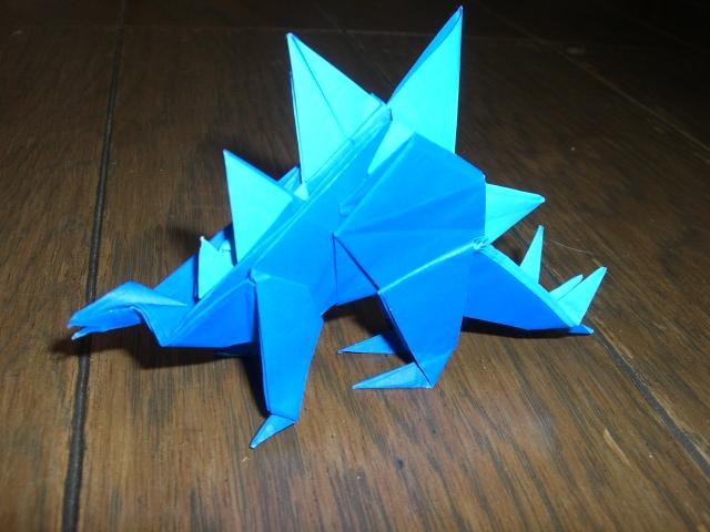 クリスマス 折り紙 恐竜 折り紙 : blog.livedoor.jp