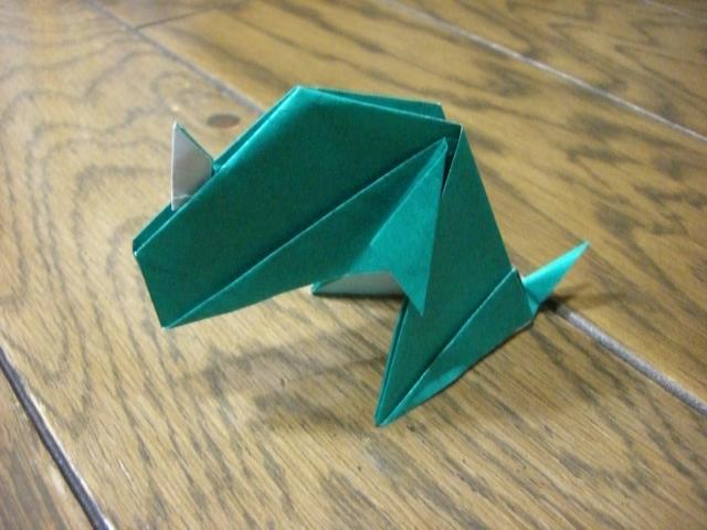 すべての折り紙 折り紙難しい龍 : 多趣味生活 : 折り紙>ドラゴン ...