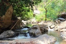 メーサー滝 チェンマイ ©アジアしあわせ特急