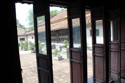 フエ トゥドゥック帝廟 (2)