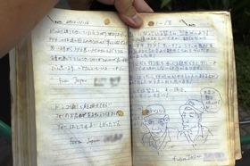ベトナム シクロ ファンさんノート