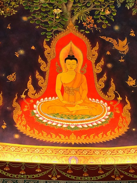 バンコク ワットパクナム Wat Paknam (12)