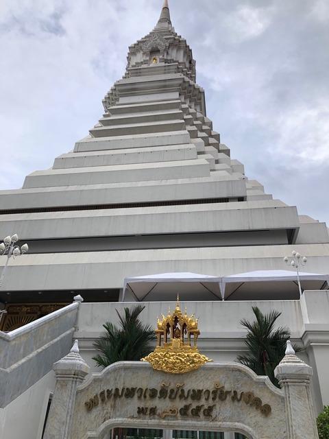 バンコク ワットパクナム Wat Paknam (5)