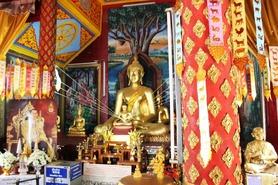 タイ チェンマイ WAT PHABONG (2)