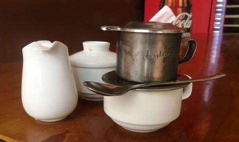 ベトナムコーヒー ©アジアしあわせ特急