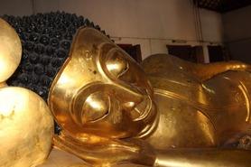 タイ チェンマイ WAT PHABONG (3)