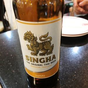 0815 バンコク チャイナタウン シンハー ビール