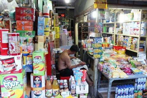 ベトナム ホーチミン ベンタイン市場周辺 ©アジアしあわせ特急