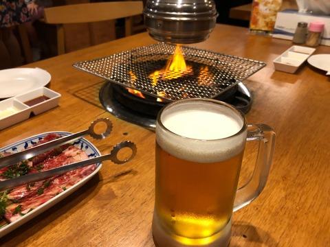 0815 バンコク 焼肉 金太郎 プロンポン
